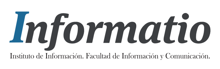 Logo revista Informatio