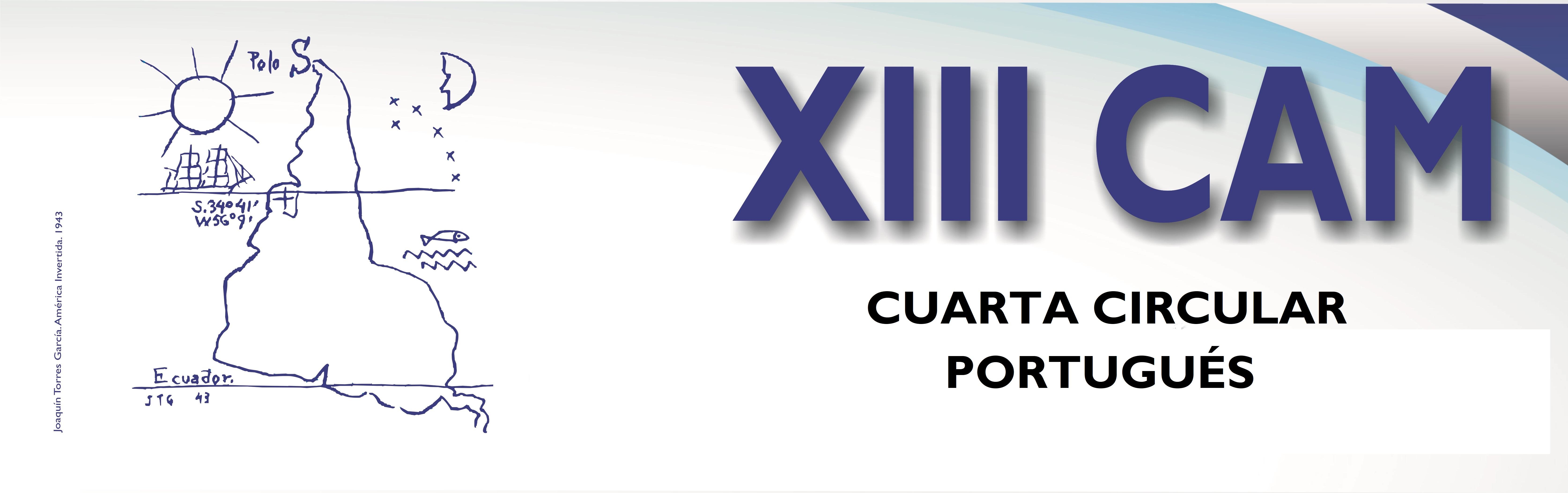 Cuarta circular - Portugués