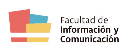 logo de la Facultad de Información y Comunicación